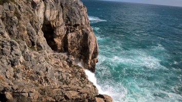 Cabo Espichel, falésia PR1