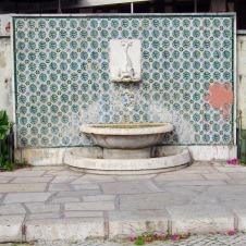 Lisbon, Miradouro Sta Luzia