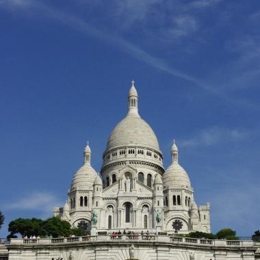Sacre Coeur, Paris (France)